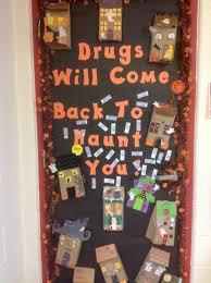 halloween door decorating contest winners. Drug Free Door Decoration Contest Dr Garza Elementary School Halloween. Loft Design Ideas. Yard Halloween Decorating Winners
