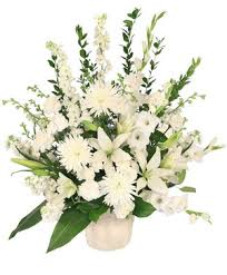 graceful devotion funeral flowers in houston tx exotica the signature of flowers