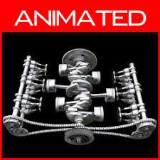 boxer engine diagram d models stl finder boxer engine animation