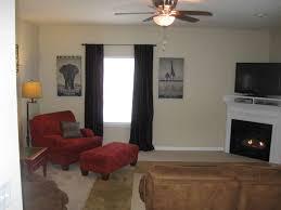 Living Room Corner Fireplace Decorating Fireplace Fireplace Living Room Arrangement Contemporary Style