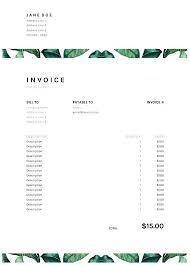 Business Receipt Free Invoice Template Australia Lesquare Co
