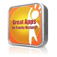 Best Genealogy Apps Under The Big Top Genealogy Gems