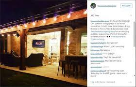 reviews of dallas landscape lighting instagram