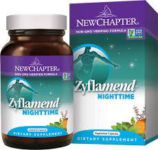 <b>Zyflamend Nighttime</b>, <b>60</b> Vcaps - New Chapter