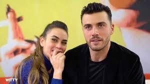 Alessandro Zarino e Veronica prima foto