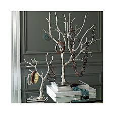 Large Jewelry Tree Display Stand West Elm Cast Metal Jewelry Tree Extra Large home ideas 23
