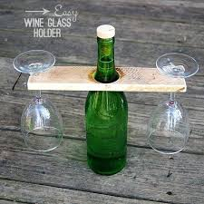 wine bottle and glass holder wine bottle and glass holder for garden wine bottle glass holder