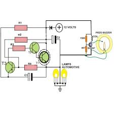 electronic flasher circuit diagram electronic various diagram 2 pin automobile indicator lamp flasher circuit on electronic flasher circuit diagram car turn signal
