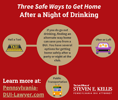 Pa Dui Chart 2018 Three Safe Ways To Get Home After A Night Of Drinking