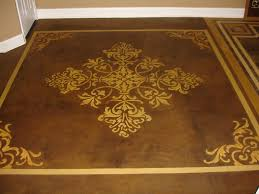 Concrete Stain Designs Concrete Acid Stain Variety Of Colors And Sealer From