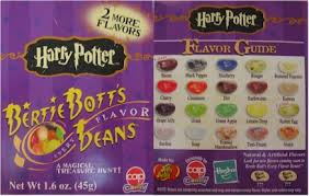 Bertie Botts Every Flavour Beans Harry Potter Wiki Fandom
