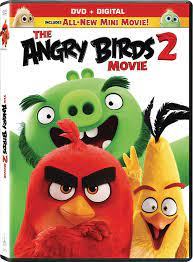 Amazon.com: The Angry Birds Movie 2: Thurop Van Orman, John Cohen, Rovio  Entertainment; Sony Pictures Animation: Movies & TV
