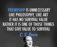 Philosophical Quotes About Friendship