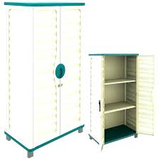 Metal storage cabinet with lock Upright Storage Trampolinyinfo Outdoor Metal Storage Cabinet Wall Office Small Cabinets With Lock