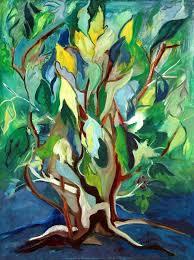 tree painting family tree by betty pieper