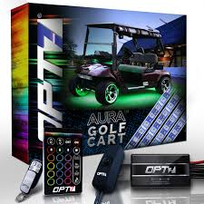 Golf Cart Underbody Lights Aura Golf Cart Underbody Glow Led Lighting Kit