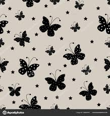 Handmade Wallpaper Design Abstract Butterfly Wallpaper Abstract Butterfly Seamless