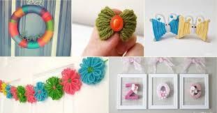 40 Awesome No-Knit DIY Yarn Project Tutorials