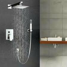 Duschsystem Unterputz Kopfbrause Thermostat Set Regendusche