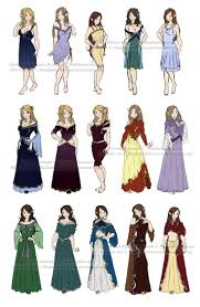 Clothing Design Ideas how to draw anime clothes for girls dress n clothes designs p2 diferion
