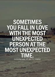Unexpected Love Quotes Custom Romantic Love Quotes That Bring Out The Dreamer In You