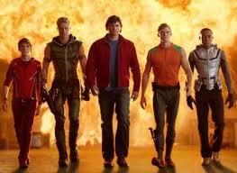 Justice League (<b>Smallville</b>) - Wikipedia