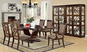 stunning modern formal dining room furniture awesome contemporary modern formal dining room d89 modern