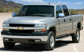 Chevrolet 2500/3500HD Silverado Crew Cab 2000-2006 ThunderForm ...