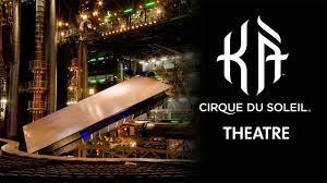 Cirque Du Soleil Ka Las Vegas Seating Chart Ka Cirque Du Soleil Tickets Schedule Reviews