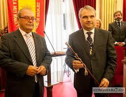 Resultado de imagen de alcalde de badajoz fotos