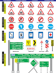 Road Signs Chart India Gallery Sneha Driving School