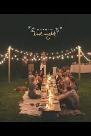 diy outdoor party lighting. greatest outdoor party setting love the blanket seating and lights diy lighting