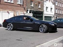 All BMW Models black on black bmw m6 : BMW M6 F06 Gran Coupé - 6 August 2013 - Autogespot