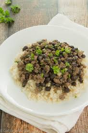 ground beef and rice recipes. Fine Beef Spicy Ground Beef And Black Bean With Rice Inside And Recipes