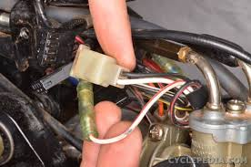 charging system cyclepedia yamaha pw50 online manual yamaha pw50 wiring harness at Pw50 Wiring Harness