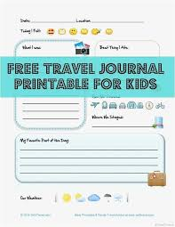 travel log templates travel journal template example travel log template format free kid