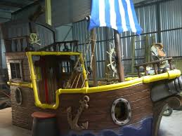 Pirate Bedroom Furniture Pirate Ship Bunk Bed Stoney Creek Design