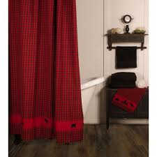 Shower Curtains Cabin Decor Shower Curtain Home Collections By Raghu Wholesale Home Decor
