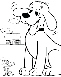 Dog Coloring Sheets Free Printable Dog Coloring Pages Online