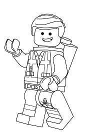 Lego Movie Free Coloring Pages Trustbanksurinamecom