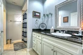 silver framed bathroom mirrors. Brushed Nickel Framed Bathroom Mirror Silver Mirrors R