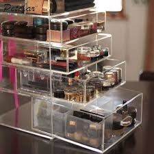 similiar 5 drawer acrylic makeup organizer keywords clear plastic makeup