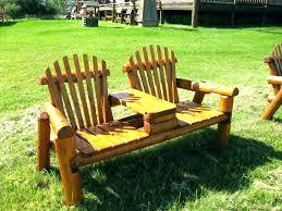 outdoor log bench wood outdoor bench designs magnificent outdoor log bench outdoor bench ideas for garden