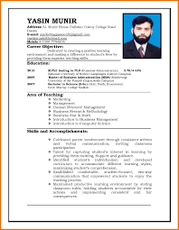 Free Teacher Resume Builder Resume Builder Free for Teachers RESUME 4
