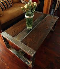 reclaimed wood coffee tables handmade reclaimed wood steel coffee table vintage rustic industrial coffee table by reclaimed wood coffee tables