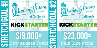 Alvaform Size Chart Stretch Goal Updates Including Sizing Info Etc Wearing