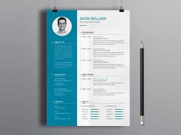 Modern Resume Templete Best Free Modern Resume Template Resumekraft