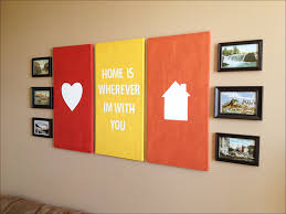 decorations diy canvas art for home just painting ideas diy es on canvas decor