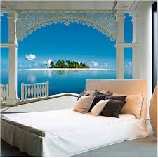wall murals bedrooms brewster wall ideal dcor a perfect day wall mural