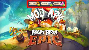 Download angry birds epic rpg mod apk